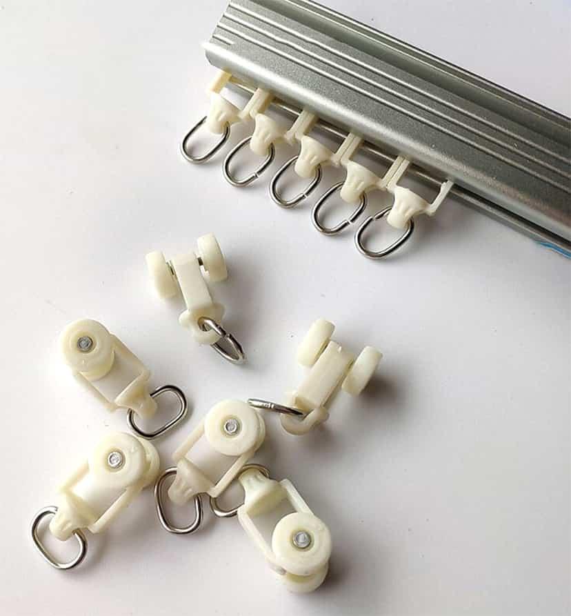 Crochets pour Tringle Rail_Madame-Rideaux