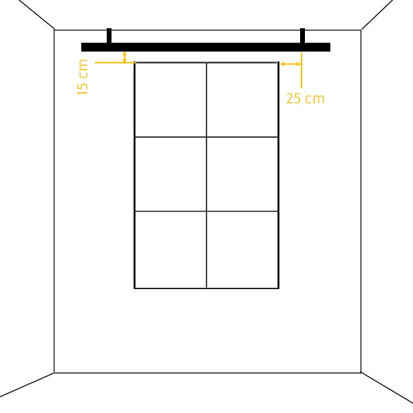 Pose Tringle plafond_Madame-Rideaux