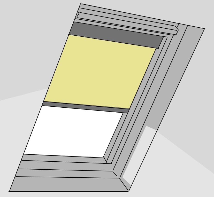 Store Velux_Madame-Rideaux