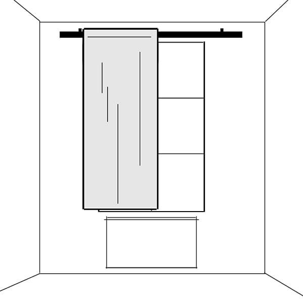 Tombé de rideau bas de fenêtre_Madame-Rideaux