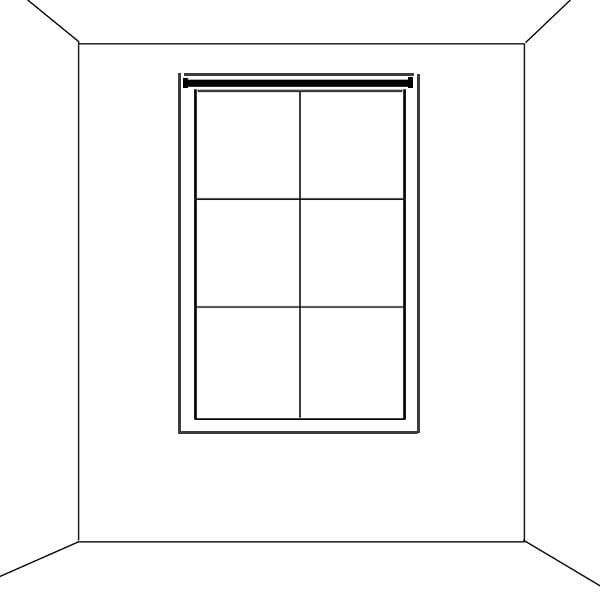 Tringle sur fenêtre_Madame Rideaux